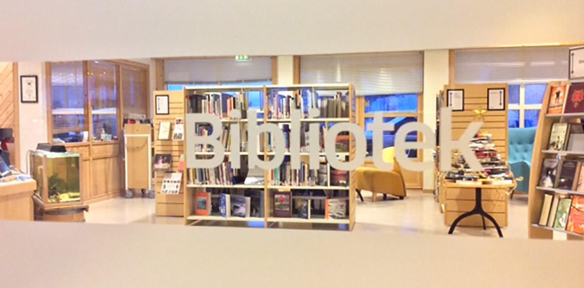 Bibliotekskilt